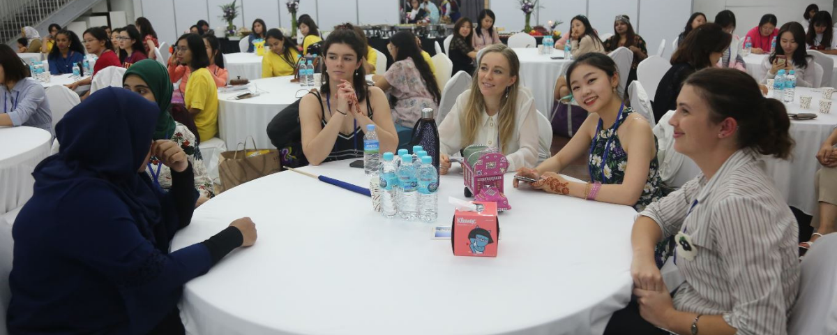 Young Women Scientist YWS Camp in Seoul Korea 1